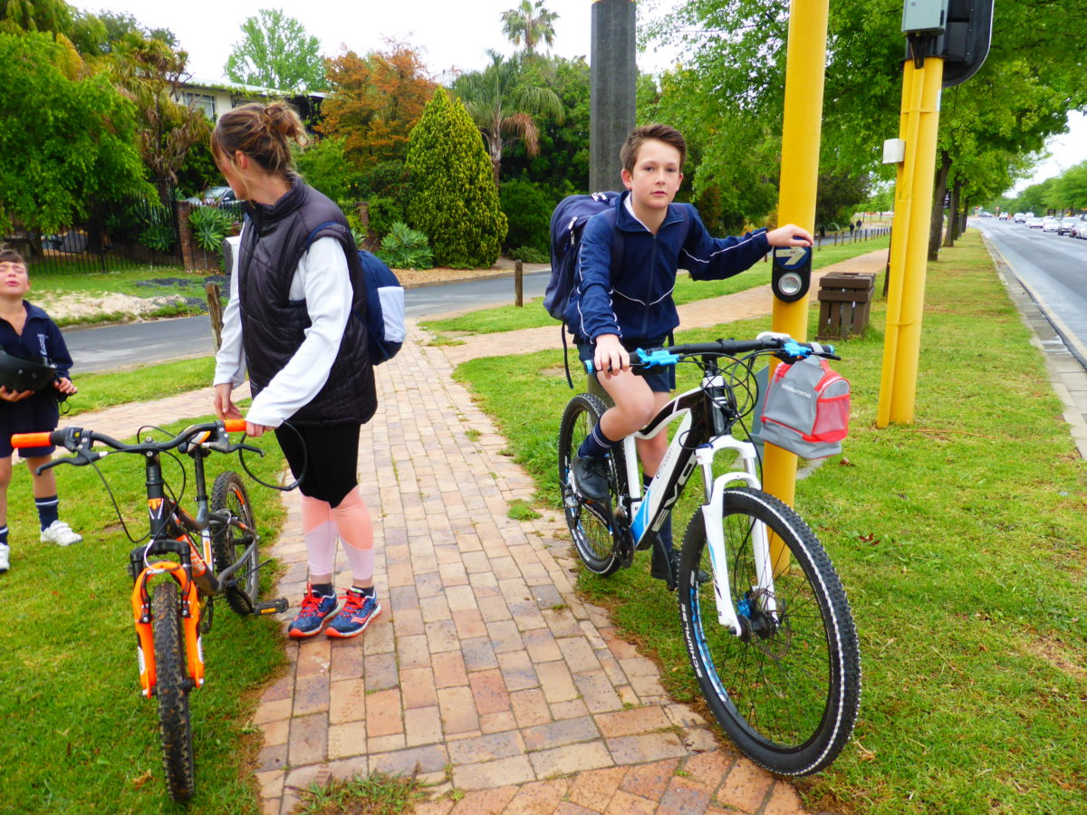 Bike to Work and School week in Stellenbosch, 15-19 October 2018